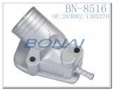 Série de moulage d'aluminium 283082/1305270 pipe de bride pour Scania