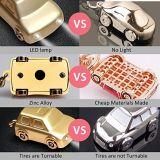 Förderndes Geschenk-Auto-Dekoration-Rucksack hängendes Keychain Förderung-Auto-Schlüsselringe für Männer