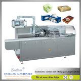 Machine de conditionnement automatique de cadre de carton de tissu