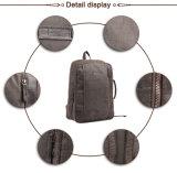 Мешки Backpack компьтер-книжки горячей холстины компьютера способа нестандартной конструкции сбывания профессиональной водоустойчивые