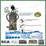 Mochila hidratación táctico Pack 2.5L estancos con los bolsillos de la vejiga