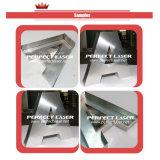 Anschlagtafeln Einwickeln-Rand Aluminium galvanisierter Stahlkanal-Zeichen-Bieger