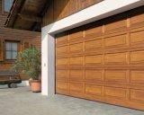 Оцинкованного стального цвета вид в разрезе автоматически используется гаражных ворот продажи