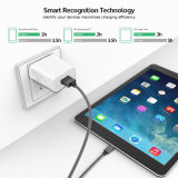 Novo Produto 5V 3um carregador de parede USB rápido para iPhone 8