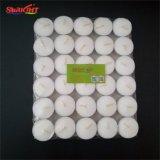 Étiquette OEM blanc Thé En Vrac la lumière de la Chine usine de bougie