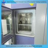 Compartimiento exacto de la temperatura y de la prueba de control de humedad
