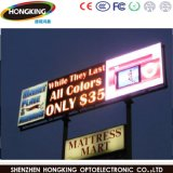 P6 impermeável display LED de exterior com 192*192 mm para módulo de bicicleta Use