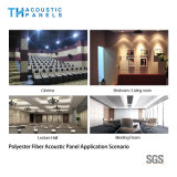 建築材料の速いインストール装飾的な音響の壁のパネル/3Dパネル