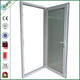 Безопасности ПВХ балкон дверная рама перемещена двери из Китая