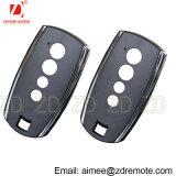 Control Remoto RF personalizado para el coche y puerta.