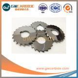 63X2X16X80t het Carbide die van het Blad van de Zaag van het Carbide van het wolfram Snijders scheuren