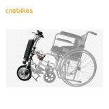 36V 250W saisissable handbike électrique en fauteuil roulant pour l'Aîné