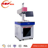Soldadora exacta de laser de la fibra del sello del galvanómetro