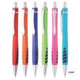 Migliore penna di vendita di marchio stampata abitudine di plastica promozionale 2017
