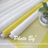 Maglia di stampa di Polyeseter per stampaggio di tessuti