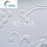 260GSM Knitted Fabric Polyester Soft Mattress Ticking Fabric