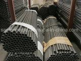 Commerce de gros Stainelss ronde de tuyaux en acier soudés en acier/Tubes