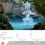 Achtergrond van de Kunst van de Ceramiektegel 3D voor Bouwmateriaal (VPA6A829, 1200X1800mm, 1800X2400mm)