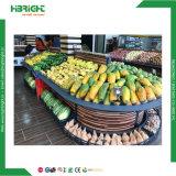 Frutas y Verduras de madera Mostrar estanterías