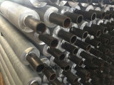 Tubo di aletta del acciaio al carbonio e dell'alluminio nel dispositivo di raffreddamento di aria