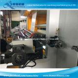 4 couleur PP tissé la flexographie 3200 mm Rouleau de la machine