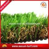 Дешевые цены ландшафт синтетической траве искусственном газоне для сада