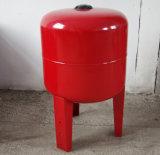 Tanque de água aprovado da pressão do ferro do Ce para a bomba (1L-100L)
