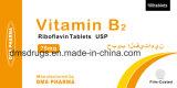 La riboflavine de médecine de Westren marque sur tablette les tablettes de B2 de vitamine Westren Pharma pour l'être humain