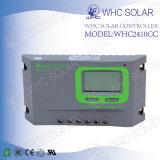 Whc PWM 12/24V 10Aの太陽料金のコントローラ