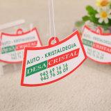 カスタムこつの札のペーパー車の芳香剤の卸売(YH-AF387)