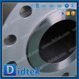 Didtek выковало шариковый клапан литой стали установленный Trunnion