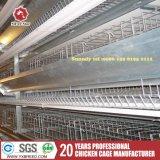 Dernière conception de la Volaille Poulet de la couche de matériel agricole Cages de poule