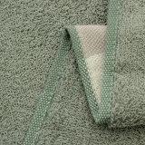環境の染められた綿の皿洗浄タオル34*34cm