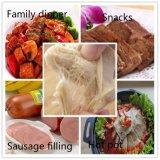 Viande végétarienne faisant la machine