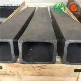 Vigas de los tubos/Sic del cuadrado del carburo de silicio para los muebles del horno
