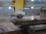 Ponticello di marmo della pietra/granito/ha veduto la macchina per il controsoffitto della cucina di taglio (HQ400/600)