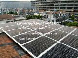 Un panneau solaire photovoltaïque de la haute performance 310W de pente pour le marché de l'Egypte