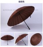 [24ك] رأسا بالجملة هبة مادة ترويجيّ مظلة صاحب مصنع عالة علامة تجاريّة يعلن
