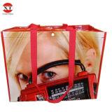 Sacchetto di acquisto laminato non tessuto o sacchetto promozionale (FLY-FB04)