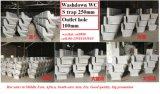 012 Vente Chaude Lavage un morceau de toilettes, articles sanitaires