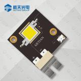 Transferencia de Calor Super Rápido Flip Chip COB módulo LED 90W para mover la cabeza