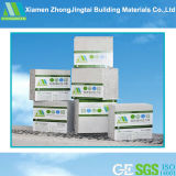 Sanduíche de betão leve Partitional materiais das paredes