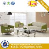 現代木の革標準的で高貴な居間のソファー(HX-SN3081)