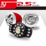 Sistema de alarma de Witj de los accesorios de la motocicleta, impermeable, función de Bluetooth