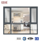 Aluminiumlegierung-Höhlung-Glasflügelfenster-Fenster