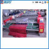 Máquina de lavar automática Crg do tapete de Goldfist do fabricante chinês 8 escovas