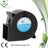 China 12V 24V DC silenciosa 6028 de alta velocidade ventilador soprador centrífugo de circuito integrado