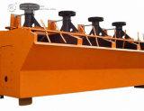 Máquina de flutuação de processamento de cobre para a África, América do Sul