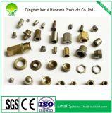 As peças de usinagem CNC em liga de alumínio para peças de aeronaves