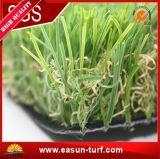 Garten-künstliches Gras-wasserdichter synthetischer Rasen